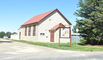 Bolinda Hall